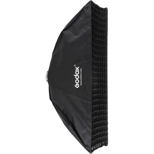 سافت باکس گودکس پرتابل با گرید Godox Softbox 35x160