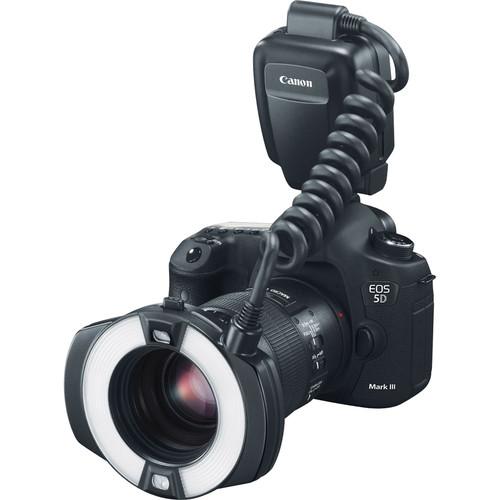 فلاش ماکروگرافی کانن , خرید رینگ لایت کانن , قیمت رینگ لایت کانن , خرید فلاش ماکرو , فلاش ماکرو , عکاسی ماکرو, تجهیزات نورپردازی عکاسی , فلاش کانن 14EX II , فلاش دوربین 14EX II کانن