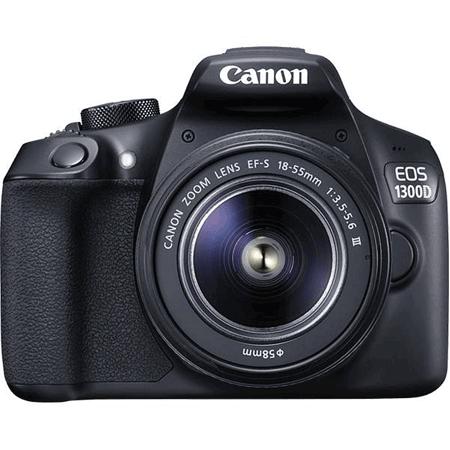 دوربین عکاسی کانن Canon EOS 1300D همراه لنز کانن EF-S 18-55mm III