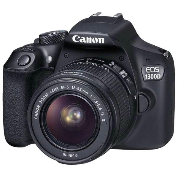دوربین عکاسی کانن Canon EOS 1300D همراه لنز کانن EF-S 18-55mm IS II