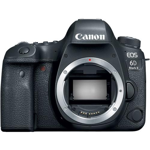 دوربین عکاسی کانن Canon EOS 6D Mark II