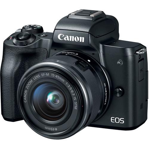 دوربین بدون آینه Canon EOS M50