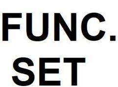 تنظیمات تصویر FUNC SET Icon