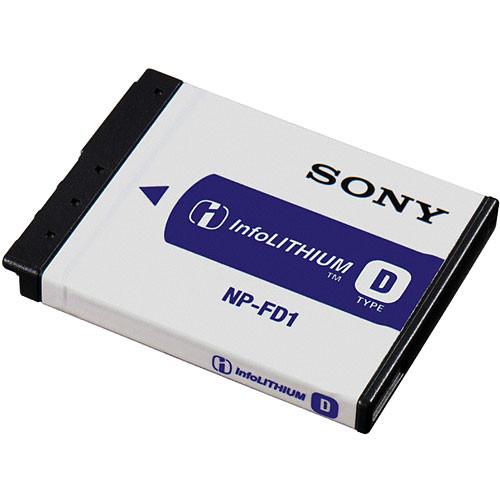 باتری دوربین سونی Sony NP-FD1 مشابه اصل