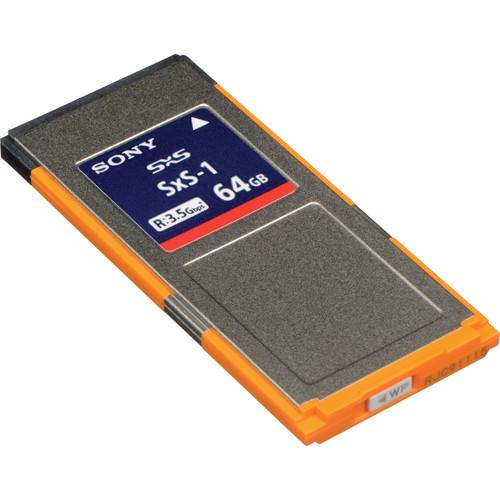 کارت حافظه سونی Sony 64GB S×S-1 G1C