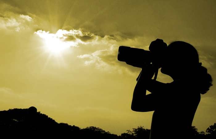 آموزش کار با دوربین دیجیتال