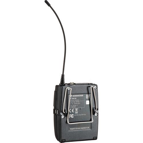 میکروفن یقه ای بیسیم سنهایزر Sennheiser EW 135P G4