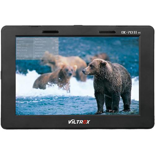 """مانیتور ویلتروکس Viltrox DC70 II 7"""" LCD"""