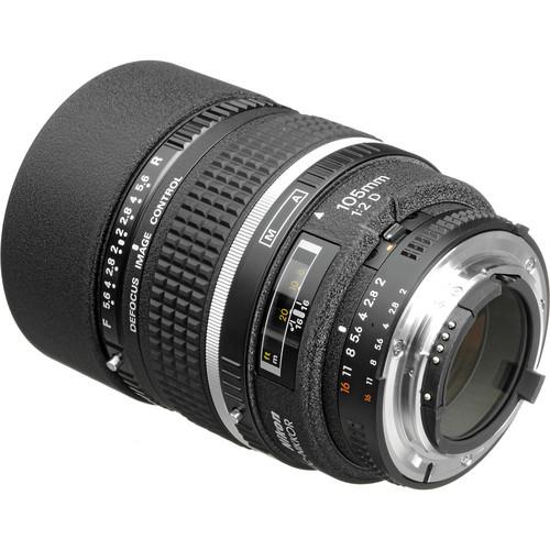 مانت لنز نیکون Nikon AF DC-NIKKOR 105mm f/2D