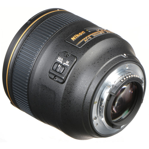 مانت لنز نیکون Nikon AF-S NIKKOR 85mm f/1.4G