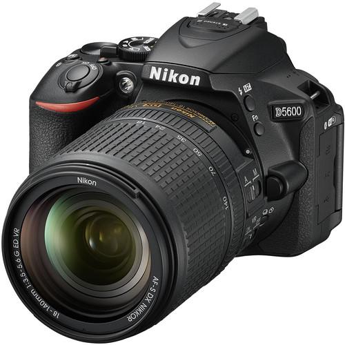 دوربین عکاسی نیکون Nikon D5600 همراه لنز نیکون AF-S 18-140mm