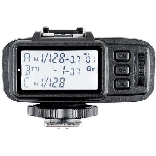 فرستنده رادیو فلاش گودکس برای کانن Godox X1T-C TTL Flash Trigger