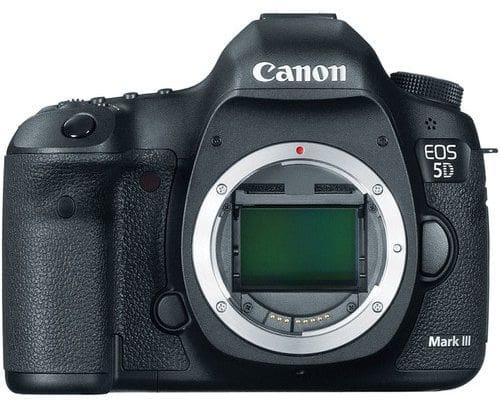 بهترین دوربین ها برای عکاسی عروسی , دوربین Canon EOS 5D Mark III