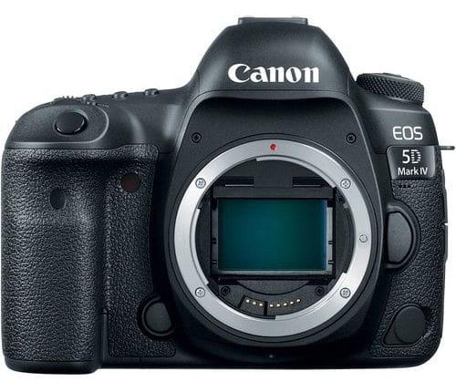 بهترین دوربین ها برای عکاسی عروسی , دوربین Canon EOS 5D Mark IV