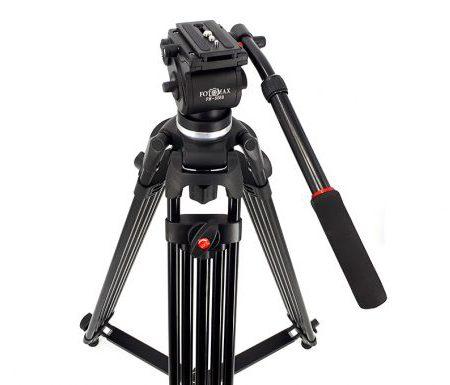 سه پایه فیلمبرداری فوتومکس Fotomax FM-508b