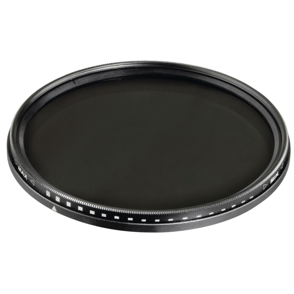 فیلتر ND متغیر هاما Hama Vario 55mm ND2-400 coated