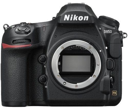 بهترین دوربین ها برای عکاسی عروسی , دوربین Nikon D850