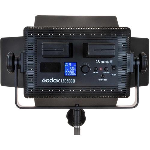 قیمت-نور ثابت گودکس Godox LED500C Video Light
