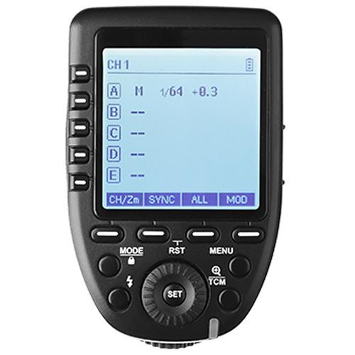 فرستنده گودکس برای کانن Godox XProC TTL Wireless Flash Trigger
