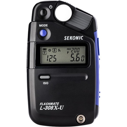 نورسنج سکونیک Sekonic L-308X Flashmate Light Meter