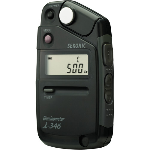 نورسنج سکونیک Sekonic Illuminometer i-346 Light Meter
