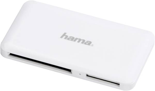 رم ریدر هاما Hama Multi Cardreader Slim USB 3.0 114836