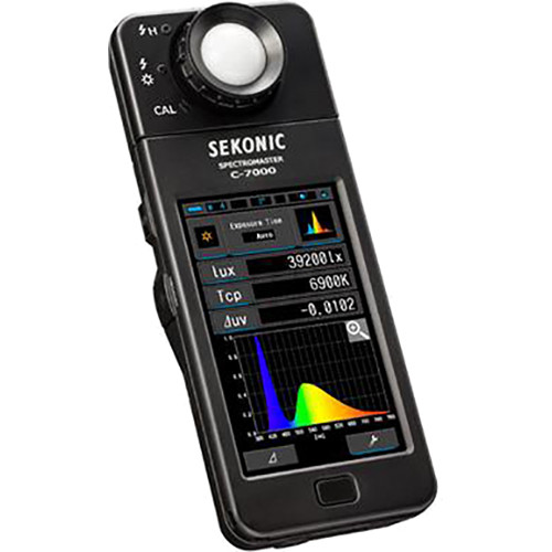 نورسنج سکونیک Sekonic C-7000 SpectroMaster Color Meter