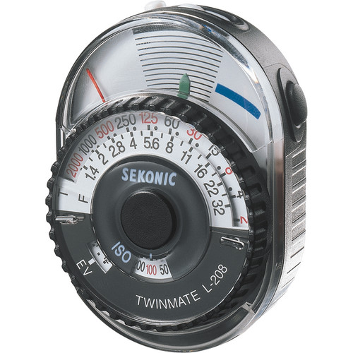 نورسنج سکونیک Sekonic L-208 Twin Mate - Analog