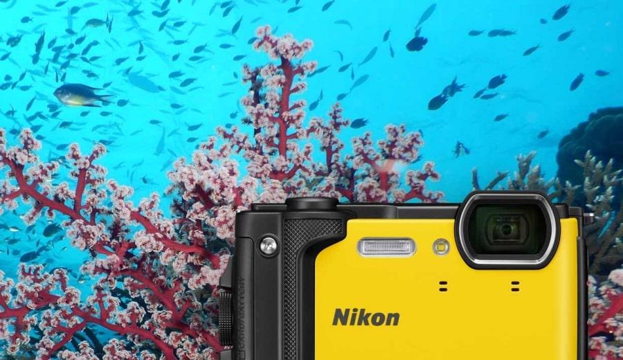 جدیدترین دوربین ضدآب نیکون Nikon W300