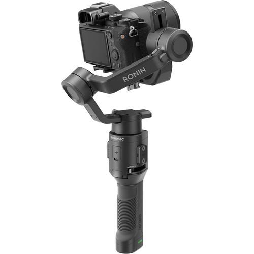 لرزشگیر دوربین DJI Ronin-SC Stabilizer