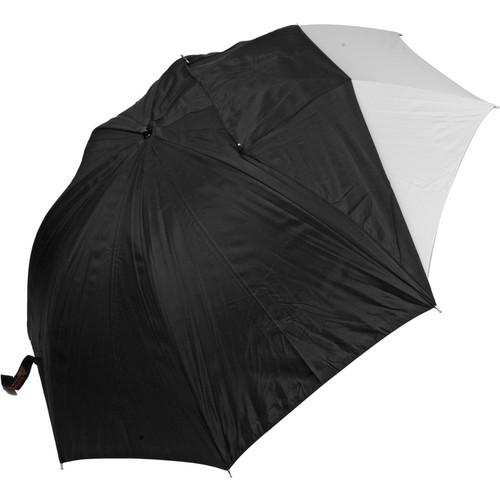 چتر عکاسی داخل سفید بیرون مشکی