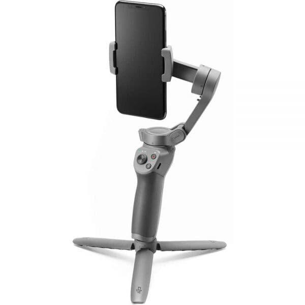 DJI Osmo Mobile 3 Smartphone Gimbal Combo Kit , کیت کمبو لرزشگیر موبایل DJI Osmo Mobile 3 Combo Kit