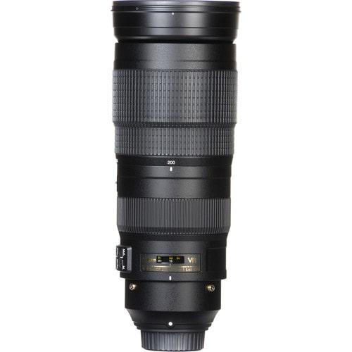 لنز نیکون Nikon AF-S NIKKOR 200-500mm f/5.6E ED VR