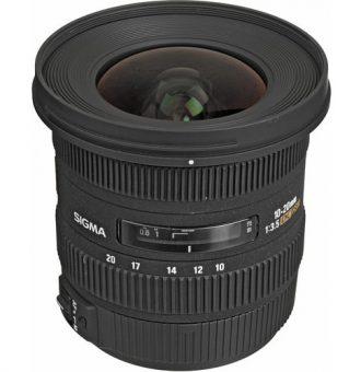 Sigma Rear Cap LCR II for Canon EF Mount Lenses Sigma Lens Hood for 10-20mm f/3.5 EX DC HSM Lens Lens Case