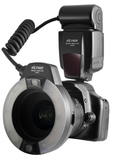 رینگ فلاش ویلتروکس Viltrox JY-670c Macro Flash برای کانن