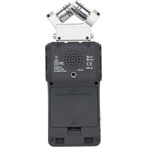رکوردر صدا زوم Zoom H6 Handy Recorder with Microphone