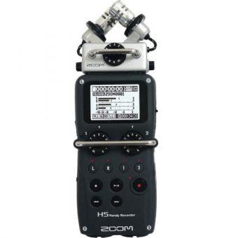 رکوردر صدا زوم ZOOM H5 Handy Recorder