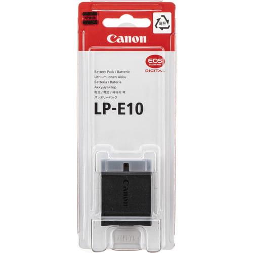 باتری دوربین کانن Canon LP-E10 اورجینال