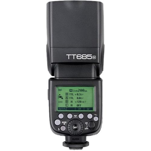 فلاش اکسترنال گودوکس Godox TT685N TTL برای نیکون