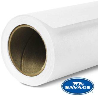 فون کاغذی سوج سفید Savage Widetone Seamless #01 Super White