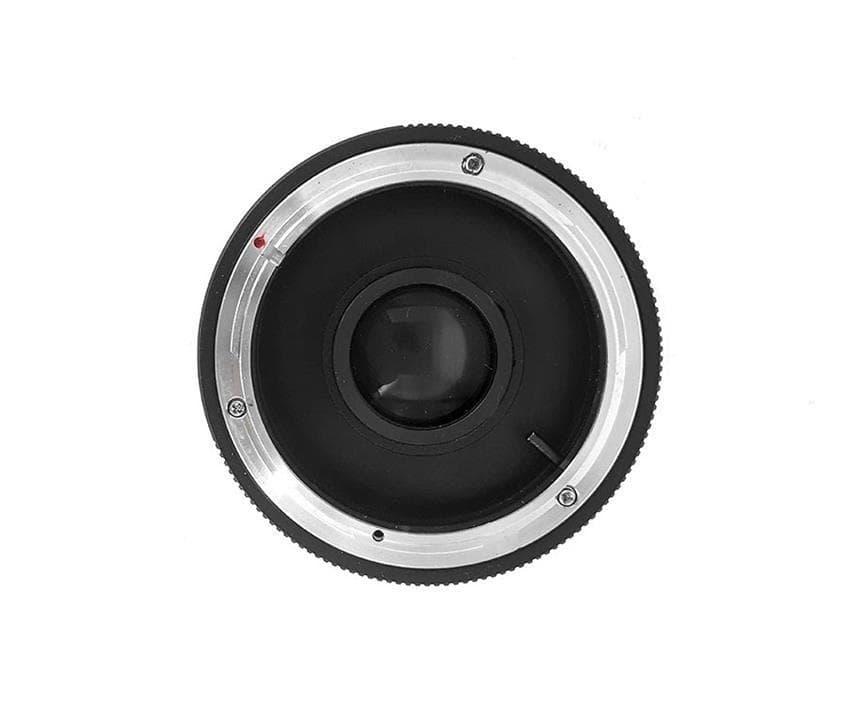 تبدیل لنز آنالوگ کانن FL/FD به EOS EF
