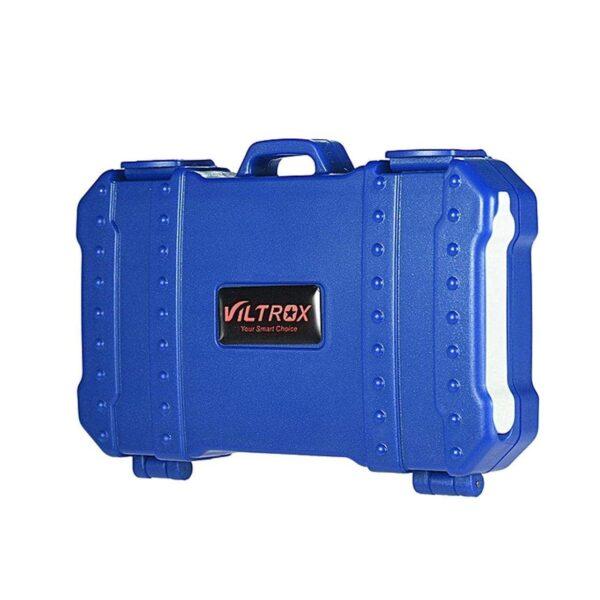 رم ریدر و کیف مموری ویلتروکس Viltrox Memory Card Case CP100