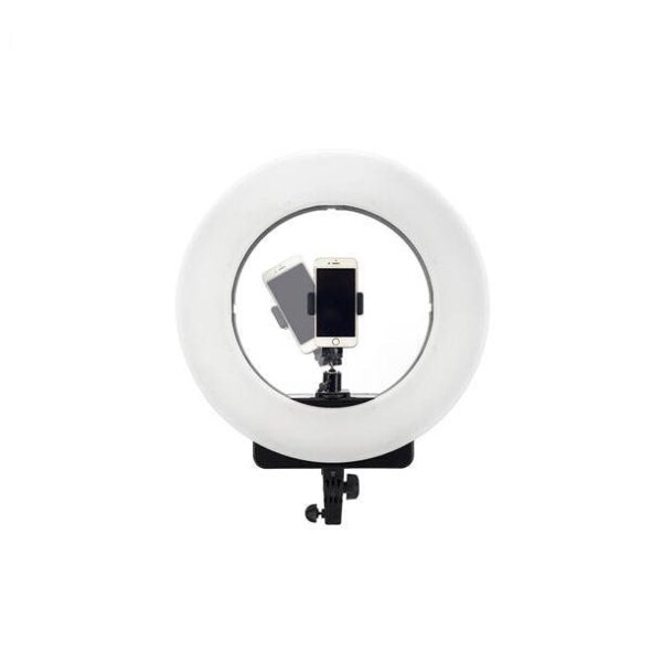 رينگ لايت عکاسی Ring Light FE-580 III + سه پايه نور ايلکين ILKeen iA 260L