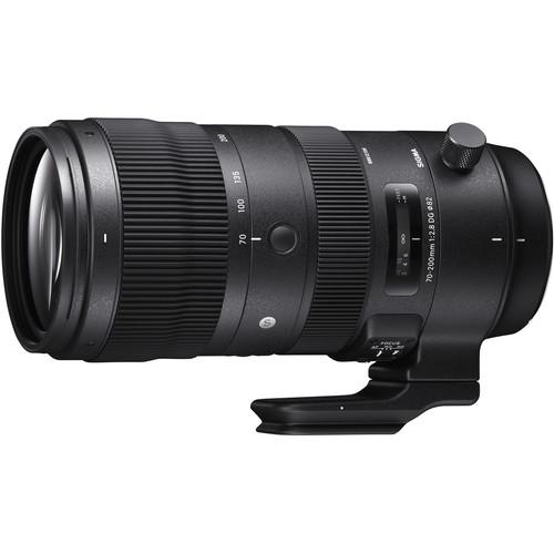 لنز سیگما Sigma 70-200mm f/2.8 DG OS HSM Sports برای نیکون