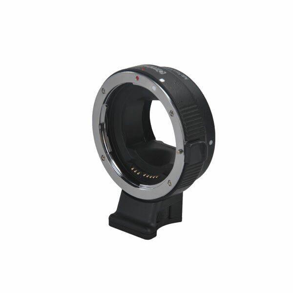 تبدیل لنز کانن مانت EF/EF-s به سونی E مانت Commlite Comix