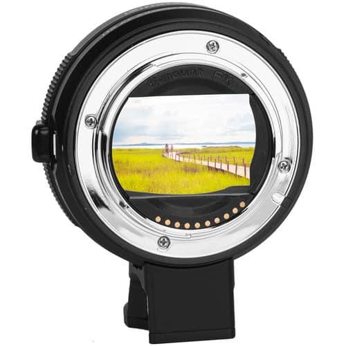 تبدیل لنز کانن مانت EF/EF-s به سونی E مانت Commlite Comix High Speed