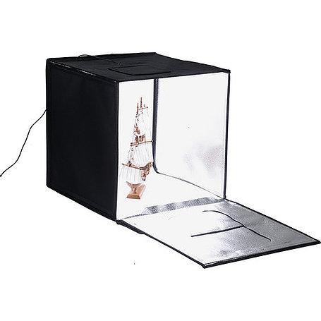 خیمه عکاسی 60 سانتی متر با نور داخلی لایف LIFe LED 660