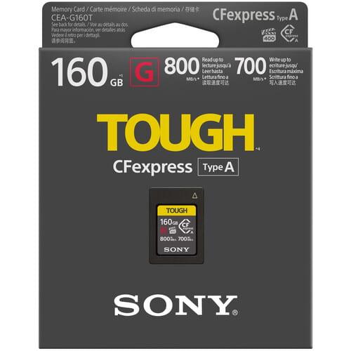 کارت حافظه سونی Sony 160GB CFexpress Type A TOUGH