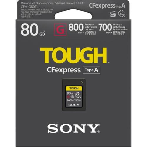 کارت حافظه سونی Sony 80GB CFexpress Type A TOUGH