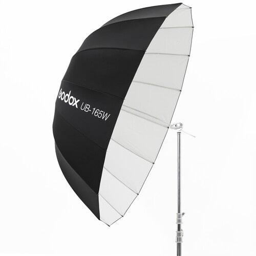 چتر عکاسی داخل سفید بیرون مشکی عمیق گودکس Godox UB-165W Parabolic